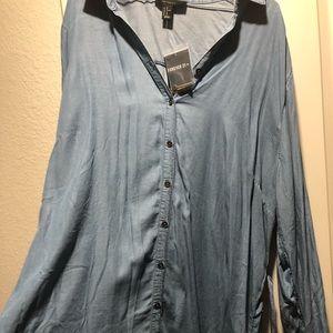 """""""Blue Jean"""" Dress/Shirt"""